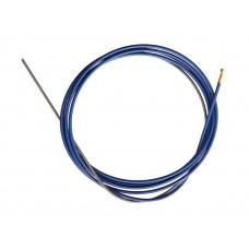 Канал стальной синий (голубой) 0,6 - 0,9мм 4,4м
