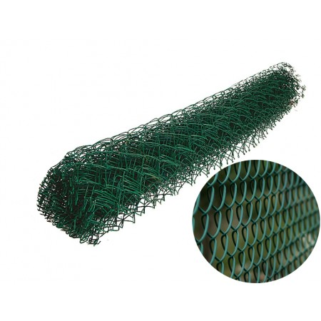 Сетка полимерная 1,5х10м 55х55 2,5мм плетеная