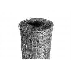 Сетка тканая оцинкованная 1,0х30м 10,0х10,0мм / 0,7мм