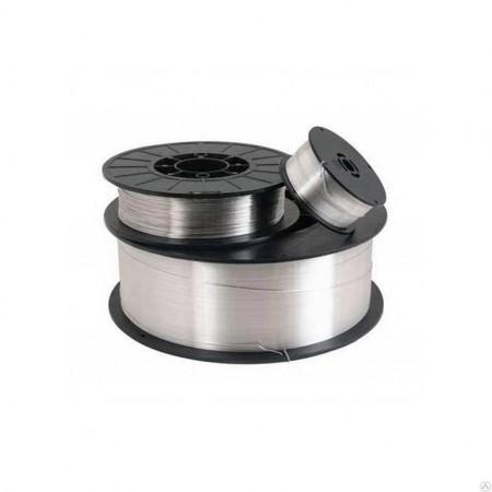 Сварочная проволока алюминиевая 5356 ALMG5 1,0мм 6 кг