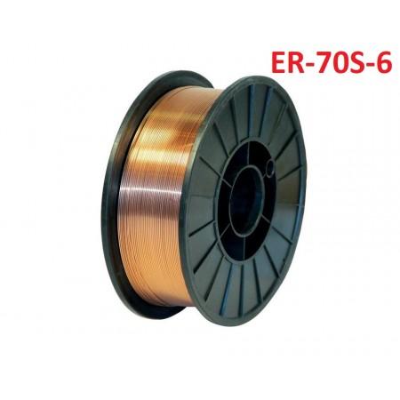 Сварочная проволока ER-70S-6 1,2мм Д200